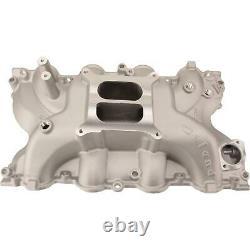 Weiand 8012 Stealth Aluminium 4bbl Intake Manifold Big Block Bbf Ford 429 460 V8